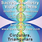 Sacred Geometry Video Patterns (SD) - Circulars, Triangulars and More