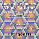 Sacred Geometry Video Patterns (SD) - Hexagonals
