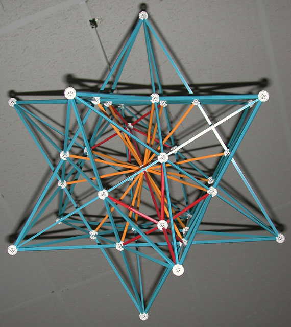 zometool stellated dodecahedron