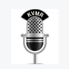 KVMR.org microphone logo