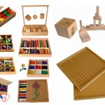 Froebel Gifts special package and Wooden Books from Red Hen