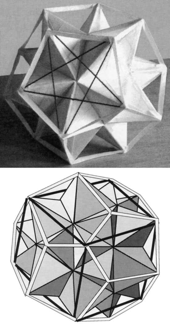 Explore Folding Of The Circle Book 1 (example imagery)