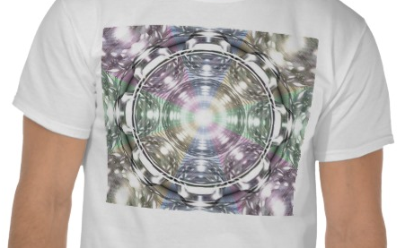 Venus And Earth Orbits Per Martineau - T shirt