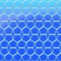 mirrored pentagon grid