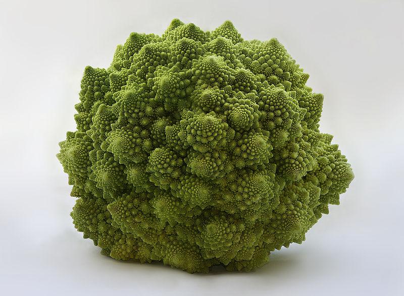 Romanesco Broccoli from Wikipedia