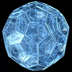 120-cell 4D polytope