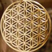 sacred geometry jewelry: Flower of Life
