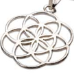 sacred geometry jewelry: Seed of Life