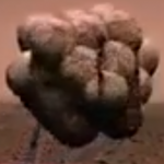 NASA - Mars landing - tetrahedral cushion