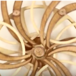 Geometric art and mandalas du jour