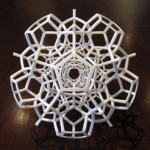 Beading in 3D, 120-cell 3D printed models and more