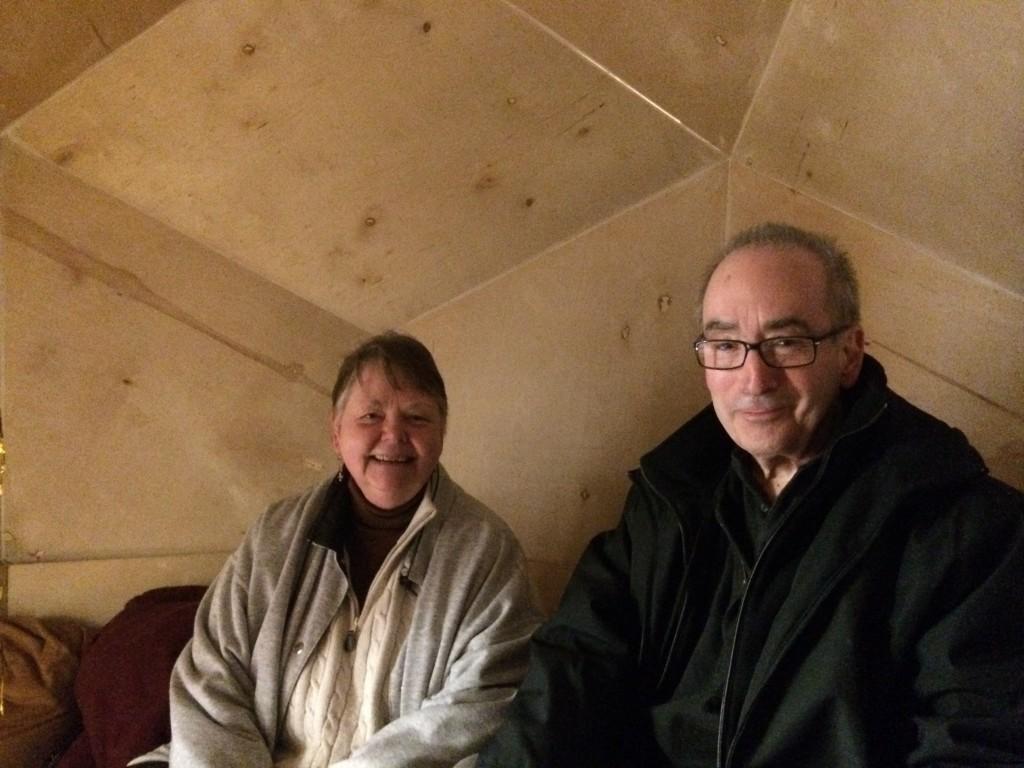 RhombicTriacontahedron-interior Carol and Victor