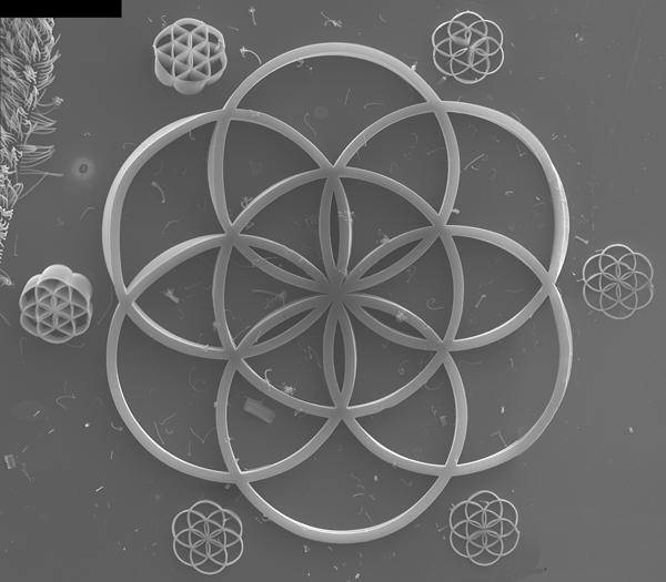 Seed Of Life - Nanotubes