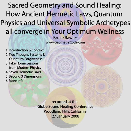 Sacred Geometry Digital Products - The Geometry Code