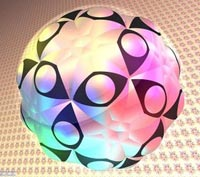 Dodecahedral Bubble