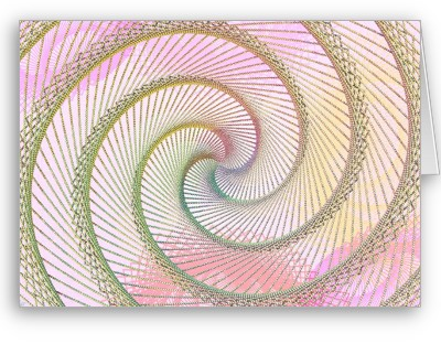 Spiral Beads Cards