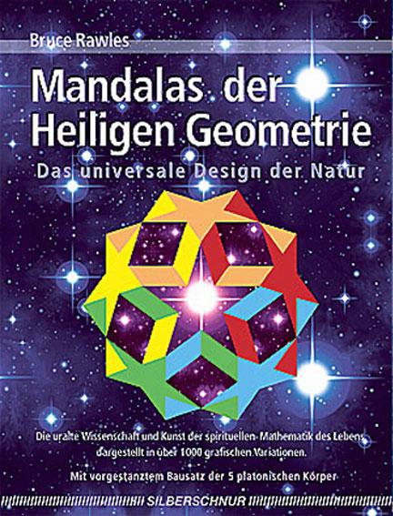 Mandalas der Heiligen Geometrie - book cover image